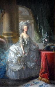 Marie-Antoinette by Élisabeth Vigée-Lebrun (1783)