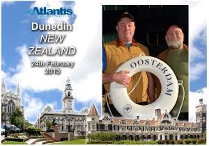 Dunedin, NZ