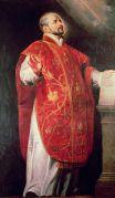 St. Ignatius Loyola, by Peter Paul Rubens (1600s).