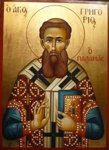 St. Gregory Palamas. Upload by Lamprotes.