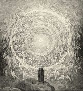 Gustav Doré, Illustration for Dante's Paradiso.
