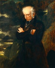 William Wordsworth, by Benjamin Robert Haydon