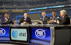 Fox NFL Commentators