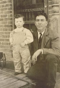 My Uncle Lloyd Escontrias and My Grandfather Antonio Anselmo Escontrias