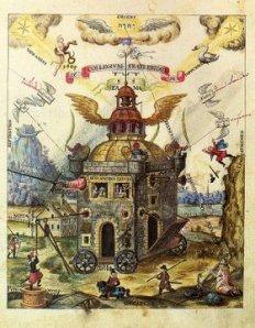 The Domus Spiritus Sancti of the Rosicrucians