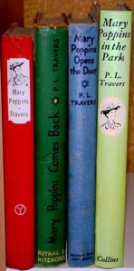 The First Four Poppins Books