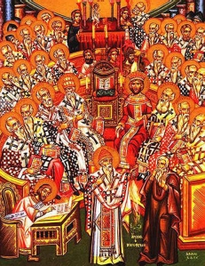 First Council of Nicaea (325)