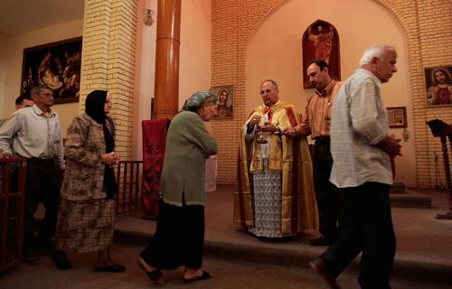 Chaldean Christians in Baghdad