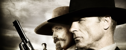 Viggo Mortensen and Ed Harris as Cole & Hitch in Appaloosa (2008)