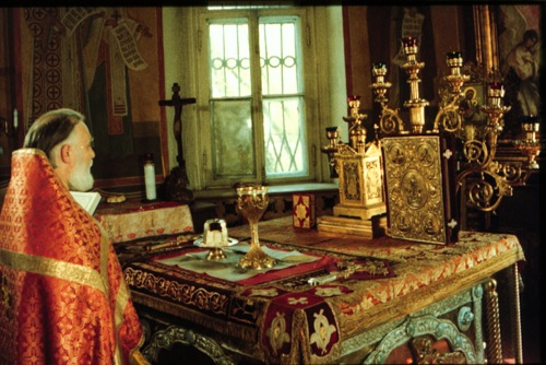 Byzantine Divine Liturgy