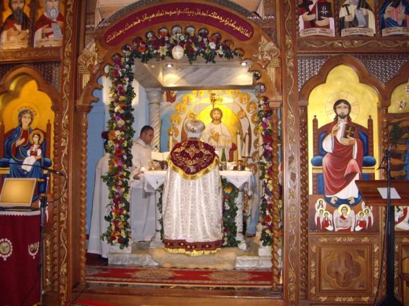 Coptic Divine Liturgy