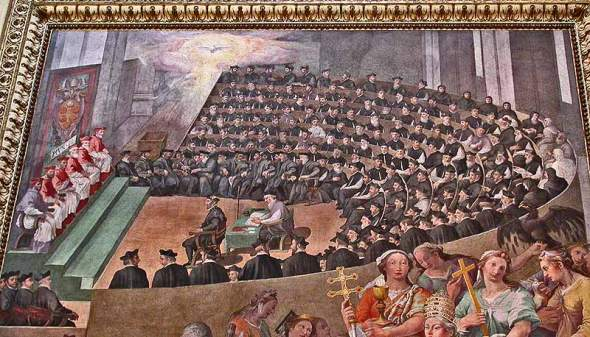 The Council of Trent (1545-1563)