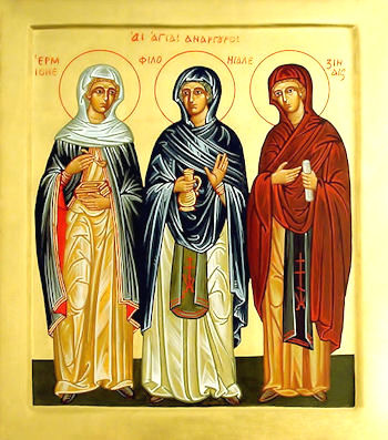 The Holy Deaconesses