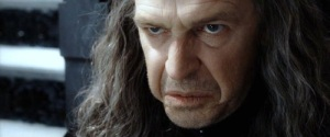 Denethor, the 26th and Last Steward of Gondor, played by John Noble.