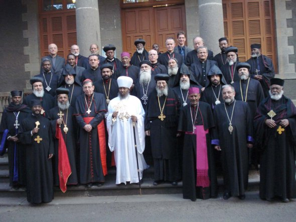 International Catholic - Oriental Orthodox Dialogue
