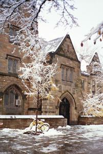 Jonathan Edwards College at Yale
