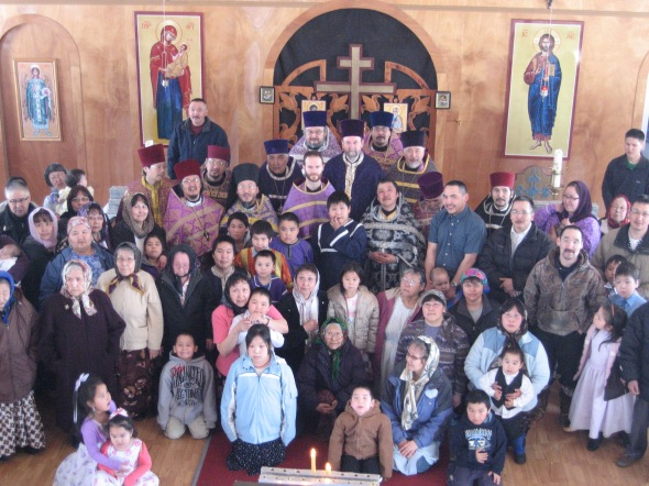Alaskan Orthodox Retreat  for Great Lent 2009
