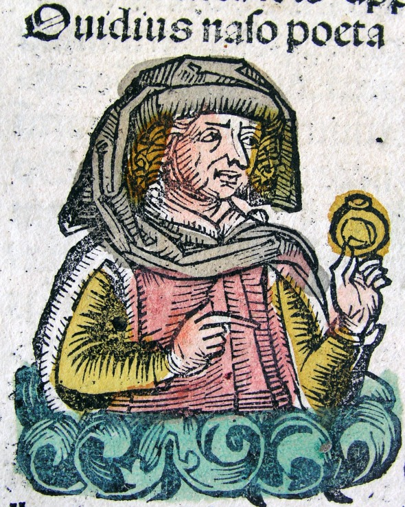 Ovid in the Nuremberg Chronicle