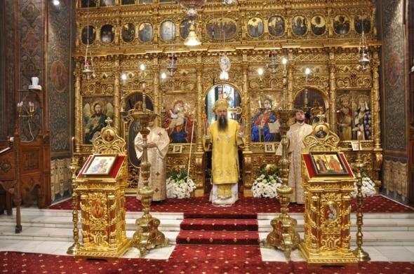 Romanian Orthodox Archepiscopal Divine Liturgy
