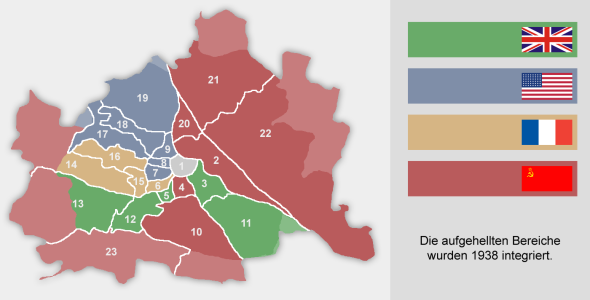 Divided Vienna © Christophe Lingg, Wikimedia Commons.