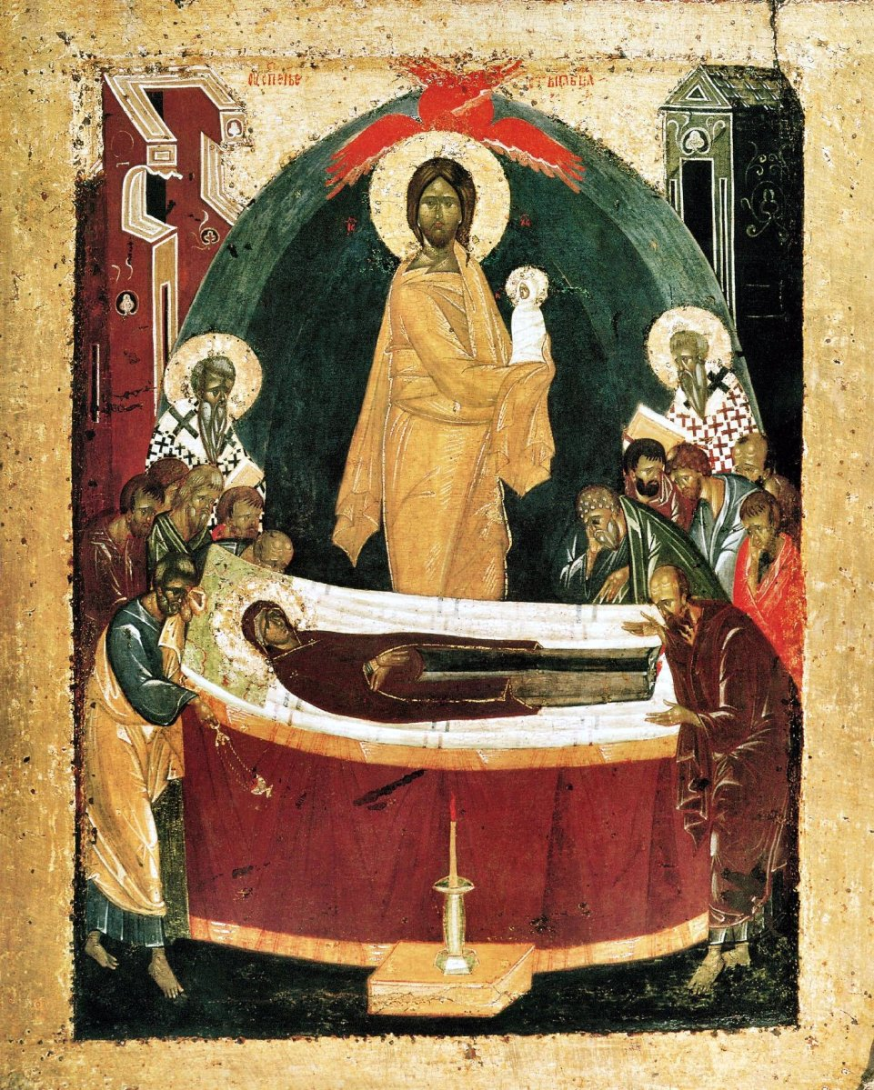 The Last Great Feast of the Year: The Dormition