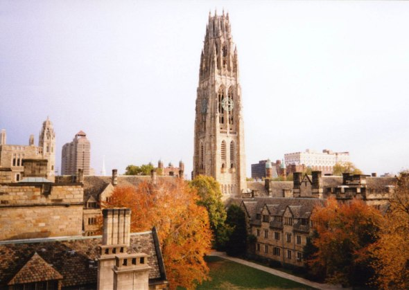 Darkness Tower at Yale