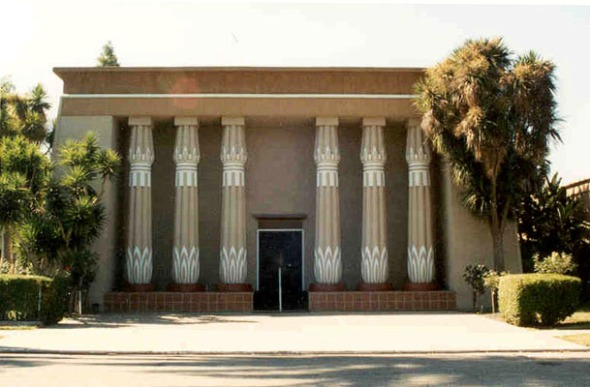 The Grand Lodge of the English Grand Lodge for the Americas of AMORC