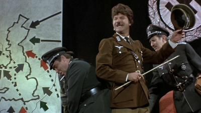 Dick Shawn in the 1968 film The Producers.