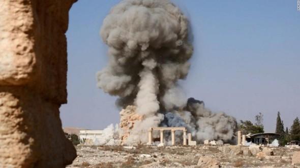 Destruction of Palmyra