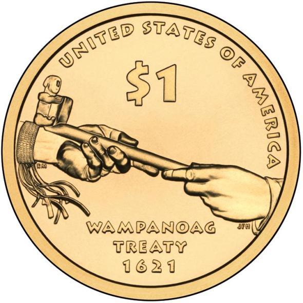 """2011NativeAmericanRev"" by United States Mint - United States Mint Historical Image Library. Licensed under Public Domain via Commons"