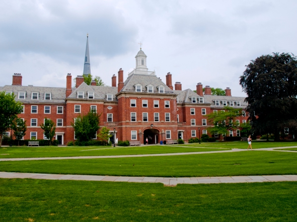 Silliman College at Yale
