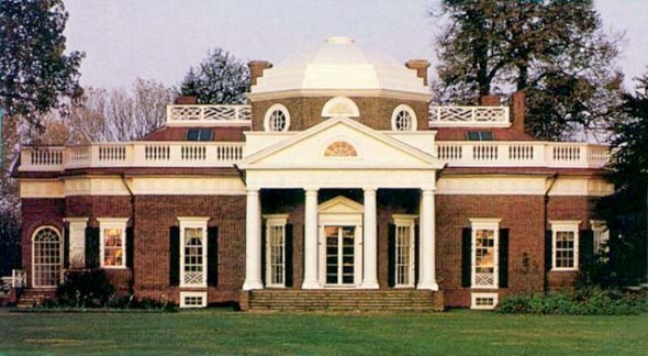 Jefferson's Monticello
