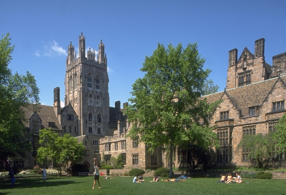Yale in New Haven, CT